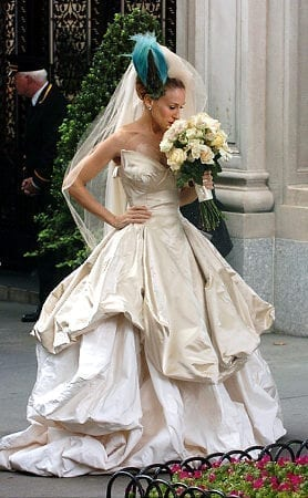 Sex And The City (Wedding) latestpix linkcelebs