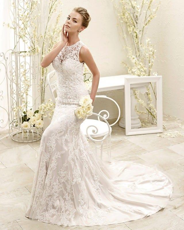 Adk wedding dresses eddy k bridal for Eddy k wedding dress