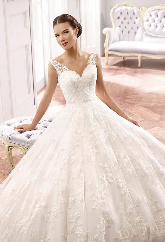 wedding dress md159 eddy k bridal gowns designer wedding dresses