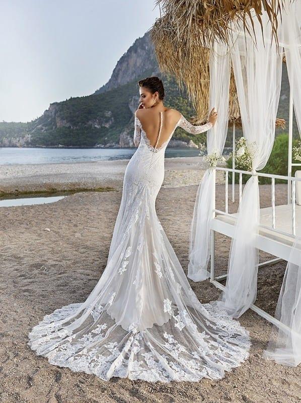 Wedding dress bali eddy k bridal gowns designer for Top wedding dress designers 2017