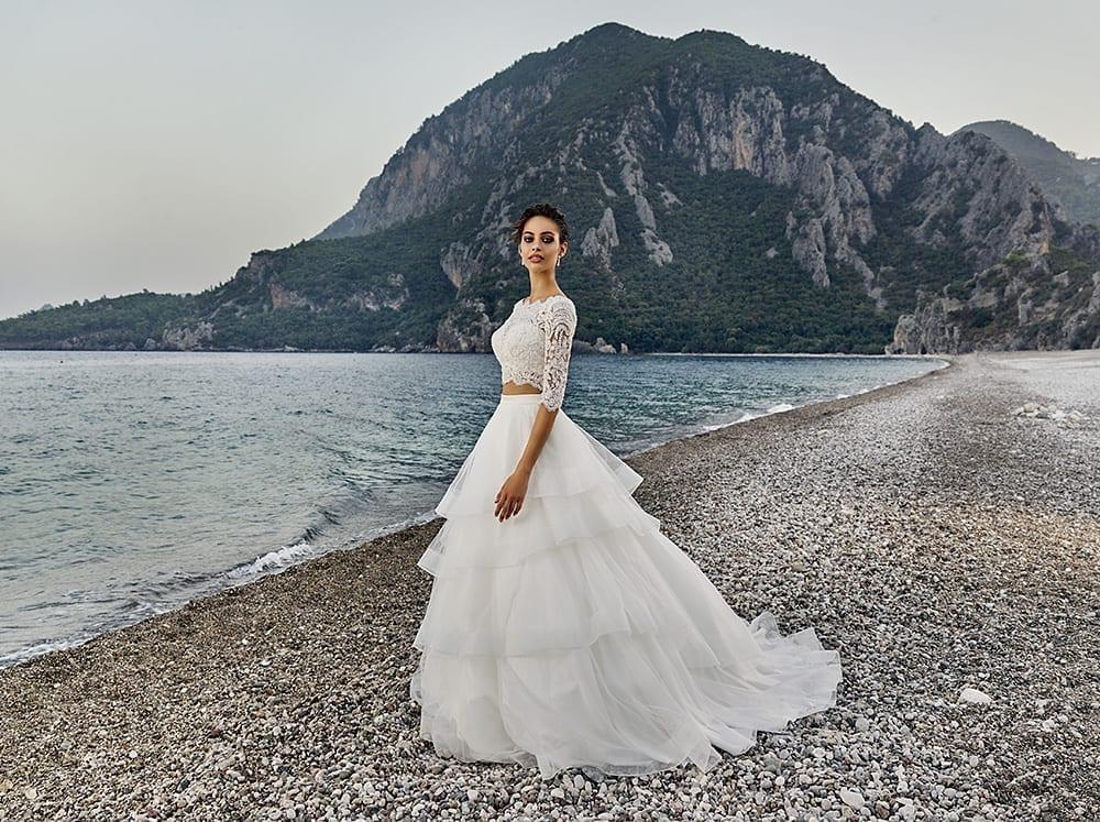 Wedding Dress Capri Eddy K Bridal Gowns Designer
