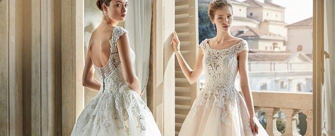 Eddy K Wedding Dress EK1087