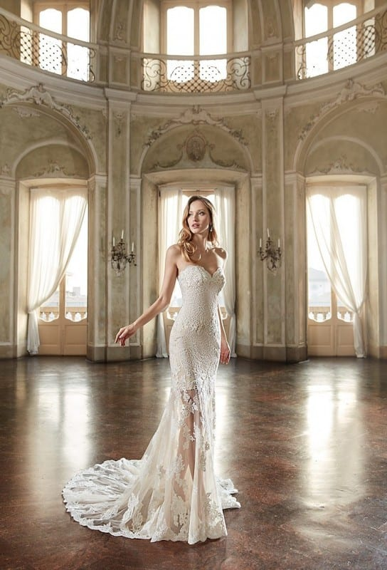 Eddy K Wedding Dress EK1088