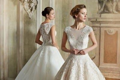 Eddy K Wedding Dress EK1089