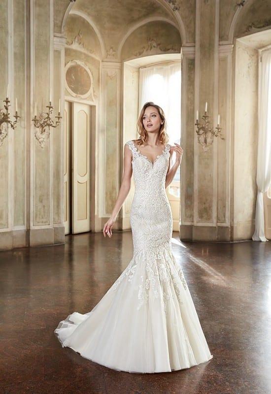 Eddy K Wedding Dress EK1095