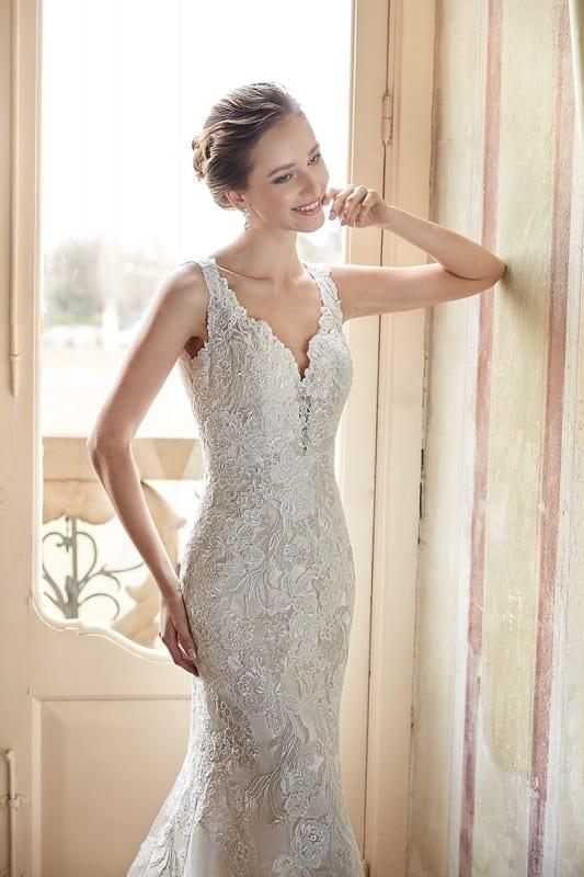 Eddy K Wedding Dress EK1105