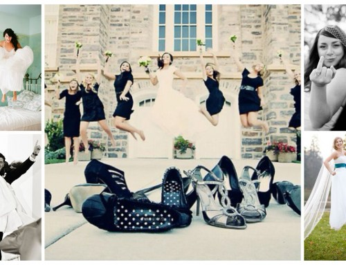 Sunday Inspiration: 22 funny wedding pictures