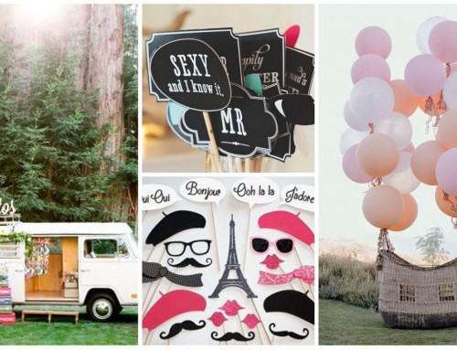 Sunday Inspiration: Top 5 Photo Booth props