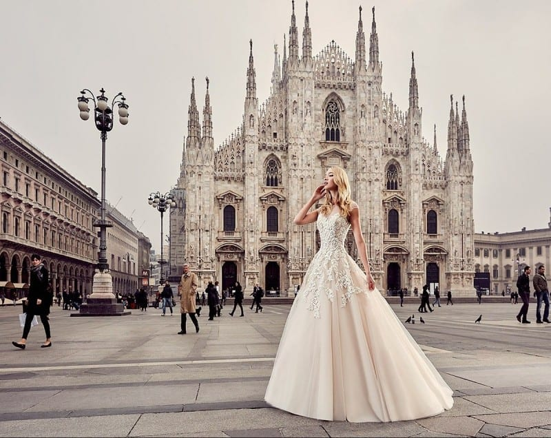Eddy K Milano Style MD231