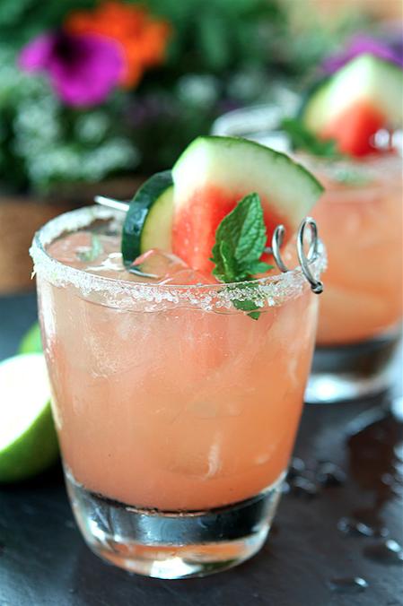 Sunday inspiration summer cocktails