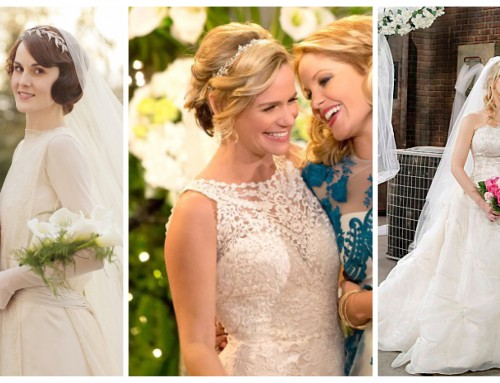 Sunday Inspiration: Best 20 TV weddings