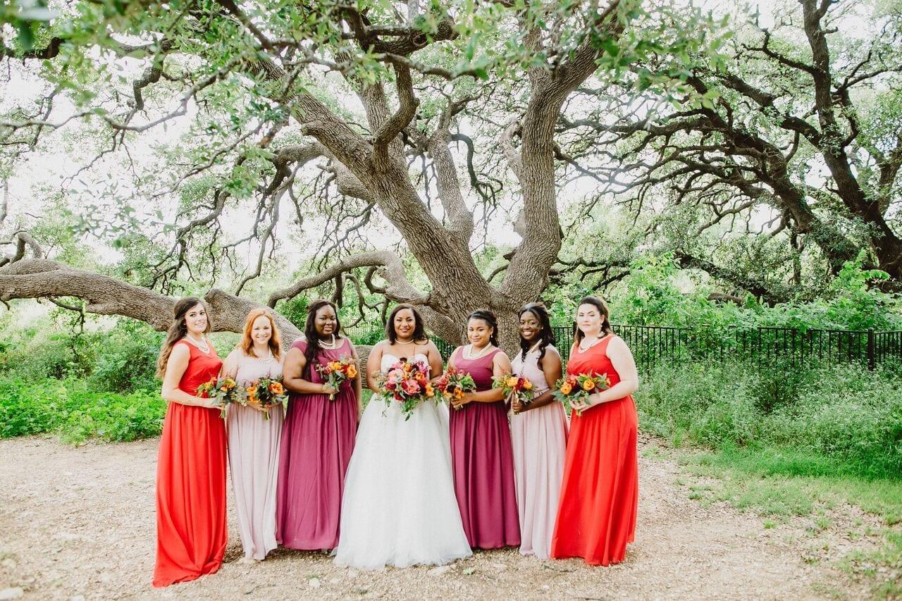 Sunday inspiration bridesmaids dresses