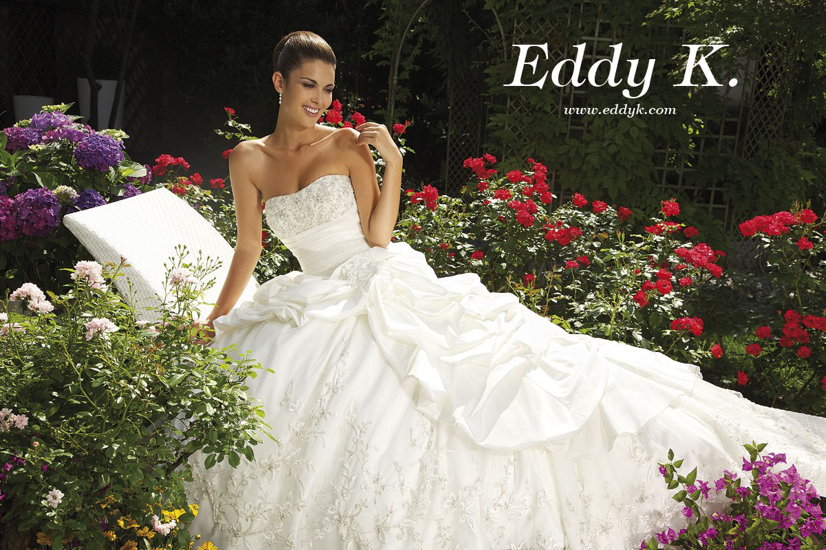 EK958 – Style Of The Week – Eddy K Bridal Gowns