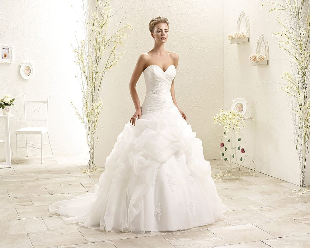 Wedding Dress AK107 – Eddy K Bridal Gowns | Designer Wedding Dresses ...