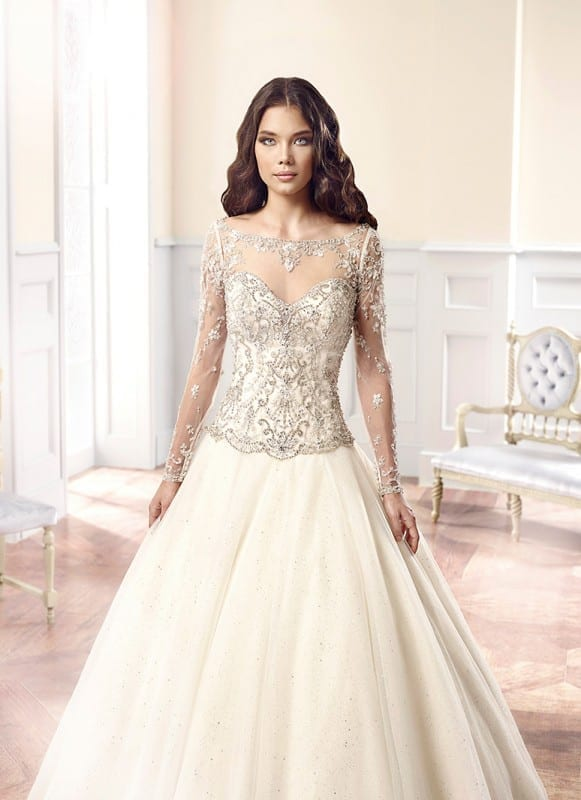 Style of the week: CT121 | Eddy K Bridal Gowns | Designer Wedding ...