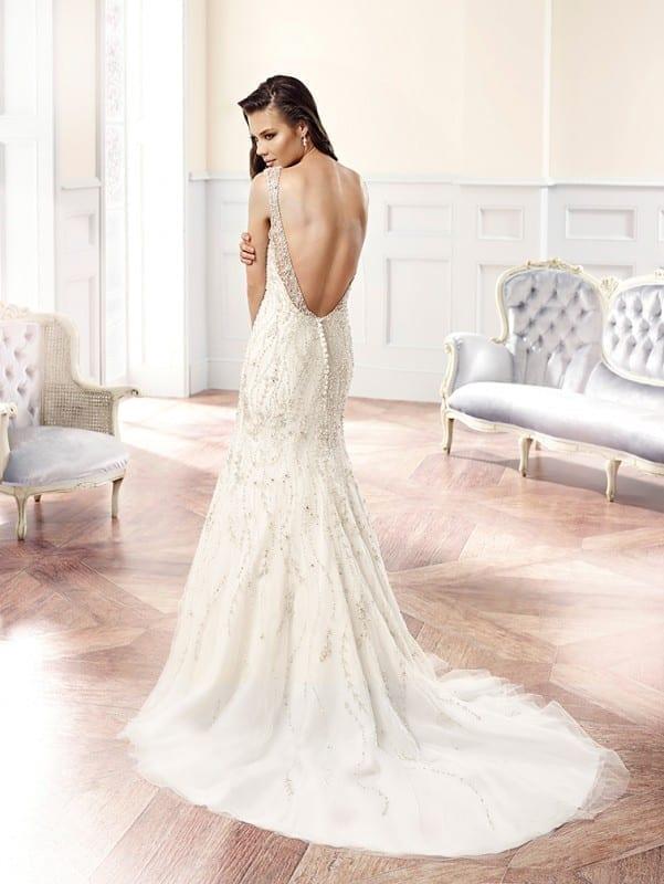 Wedding Dress Ct132 Eddy K Bridal Gowns Designer Wedding
