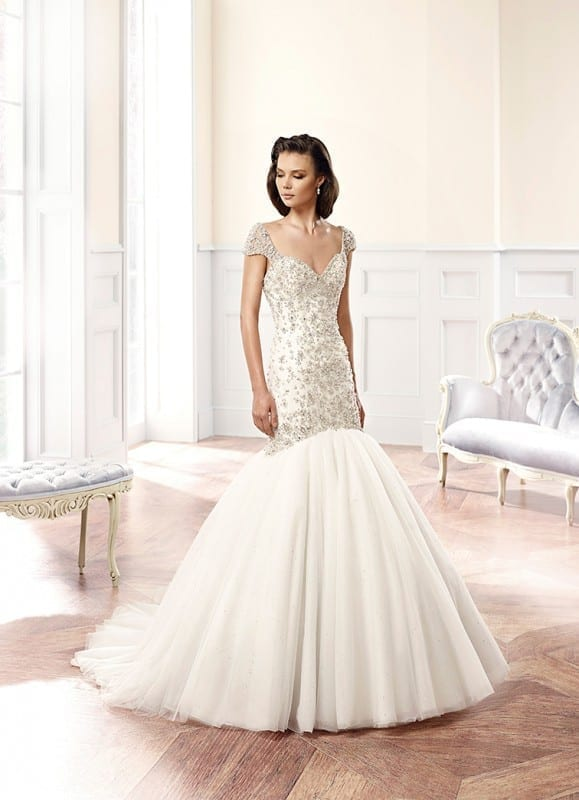 Style of the week: CT138 | Eddy K Bridal Gowns | Designer Wedding ...