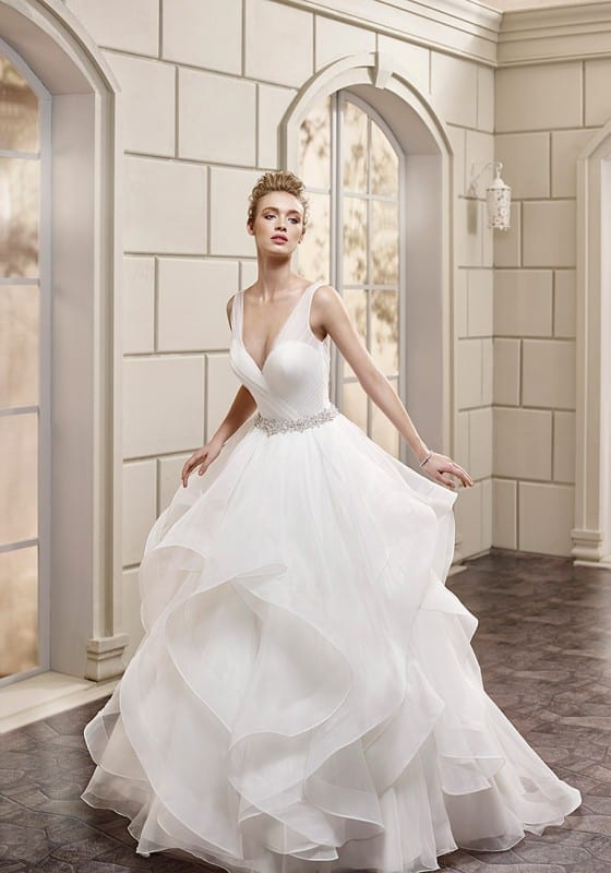 Wedding Dress AK150 – Eddy K Bridal Gowns | Designer Wedding Dresses ...