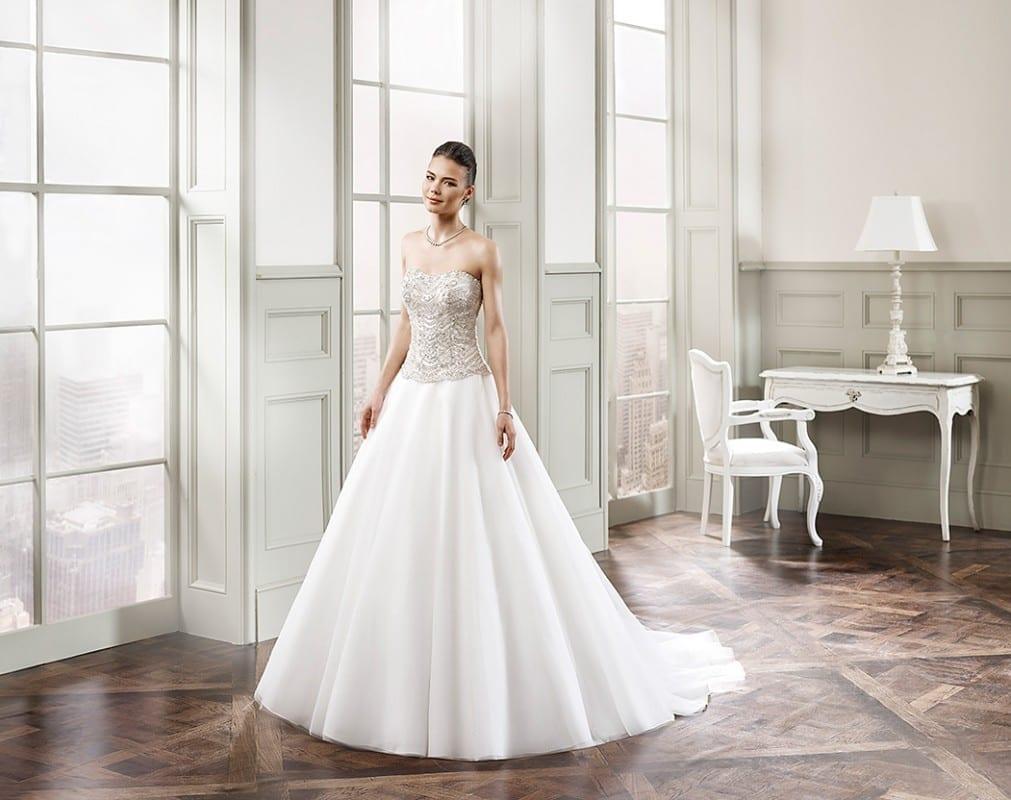 Wedding Dress CT147 – Eddy K Bridal Gowns | Designer Wedding Dresses ...