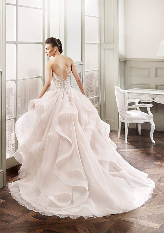 Wedding Dress CT154 – Eddy K Bridal Gowns | Designer Wedding ...