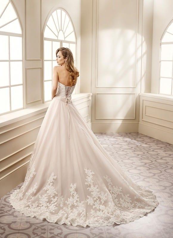 Wedding dress ek1061 eddy k bridal gowns designer for Eddy k wedding dress