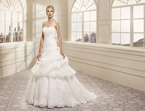 Wedding Dress EKC1042