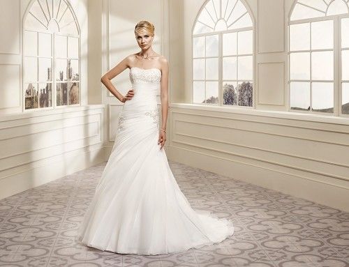 Wedding Dress EKC1044