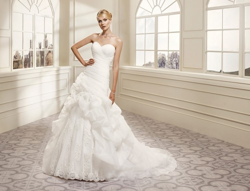 Wedding Dress EKC1045