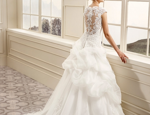 Wedding Dress EKC1046