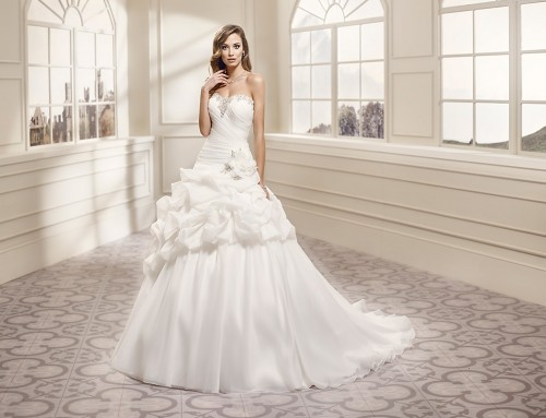 Wedding Dress EKC1047