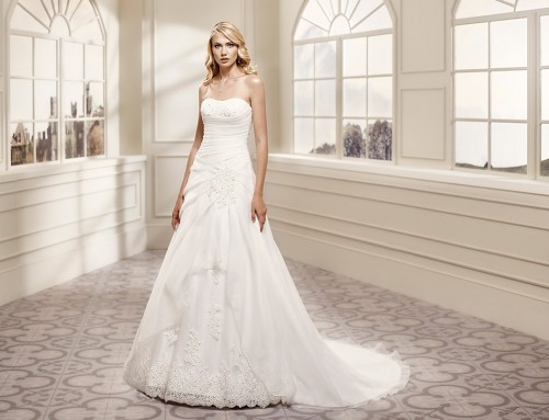Wedding Dress EKC1050