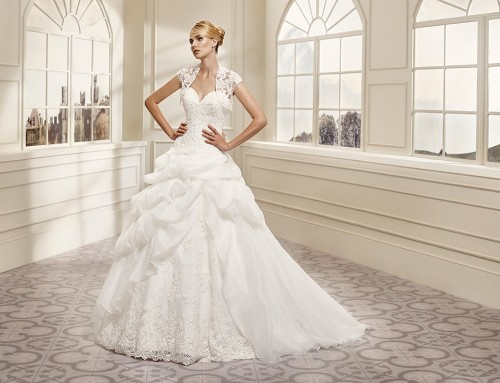 Wedding Dress EKC1051
