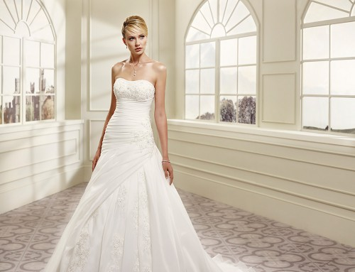 Wedding Dress EKC1056