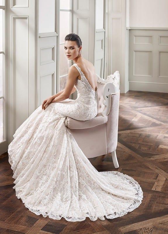 Wedding Dress MD183 – Eddy K Bridal Gowns | Designer Wedding Dresses ...