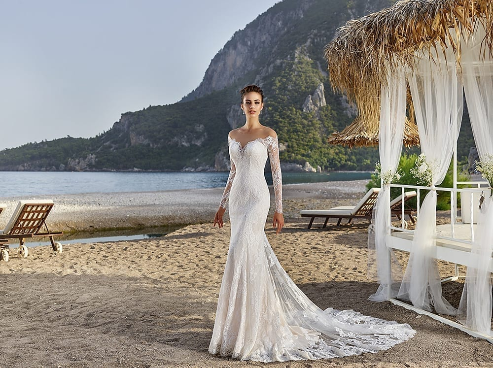 Wedding Dress Bali Eddy K Bridal Gowns Designer