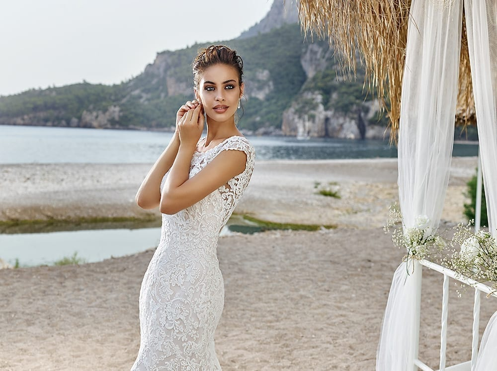 Wedding Dress Bella – Eddy K Bridal Gowns | Designer Wedding Dresses ...