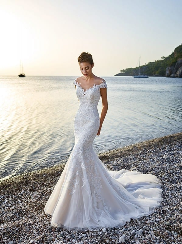 Wedding Dress Corsica – Eddy K Bridal Gowns | Designer Wedding ...