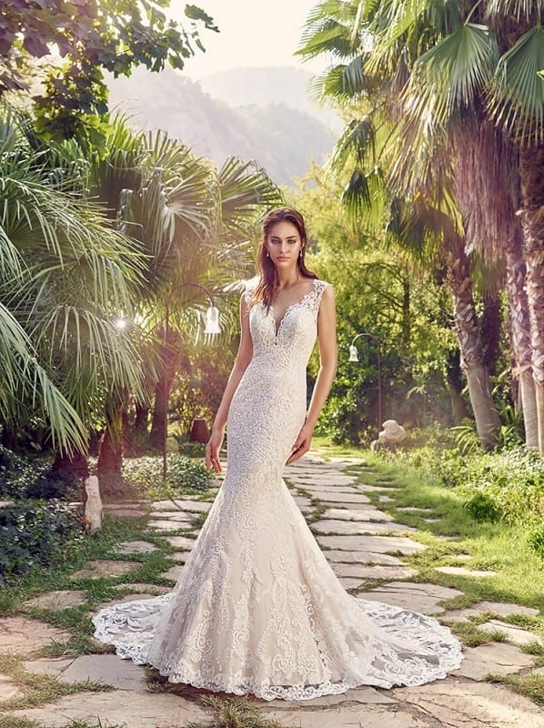 Wedding dress marina eddy k bridal gowns designer for Heart shaped mermaid wedding dresses