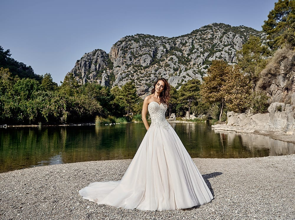 Wedding Dress Sicily – Eddy K Bridal Gowns