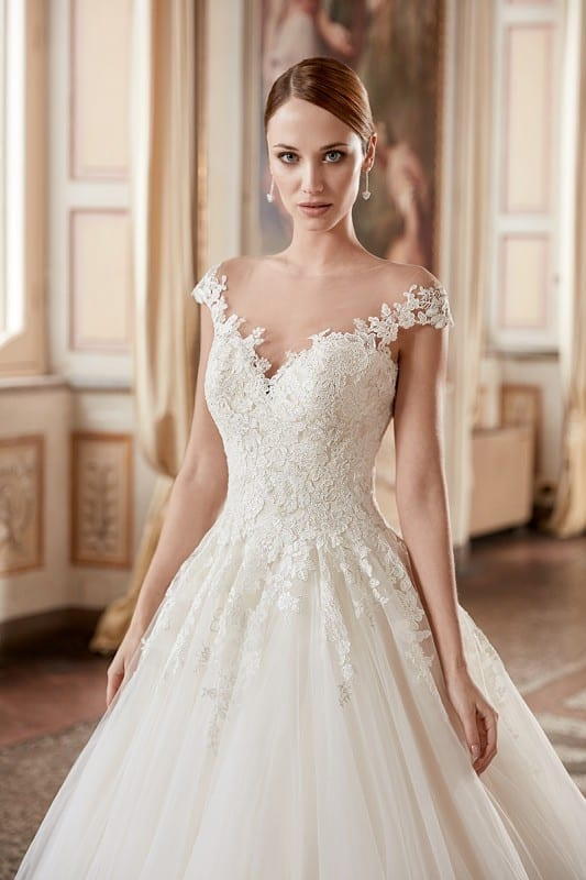Wedding Dress AK168 – Eddy K Bridal Gowns | Designer Wedding Dresses ...