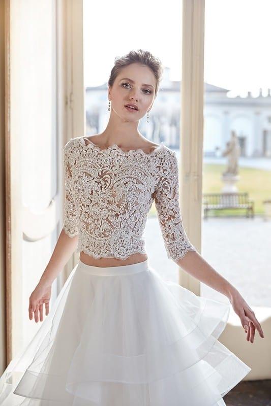 Eddy K Wedding Dress CAPRI-R