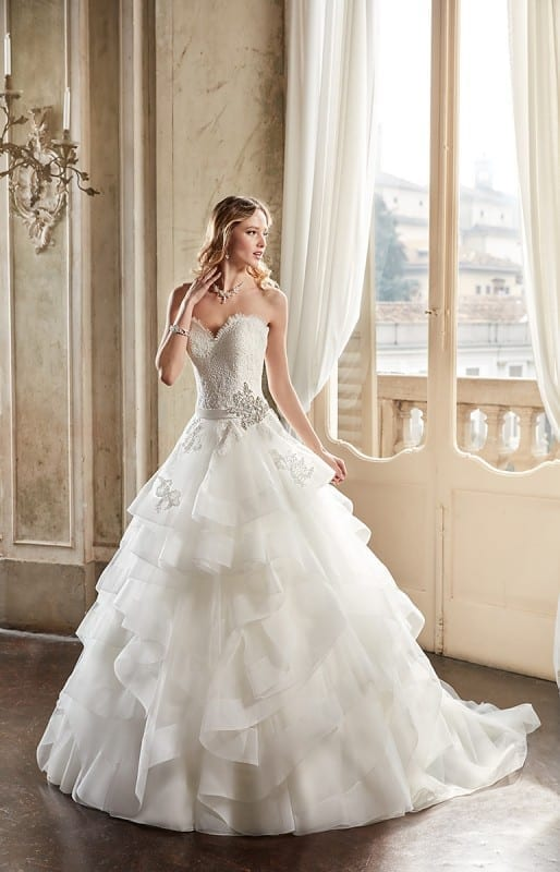 Eddy K Wedding Dress EK1079