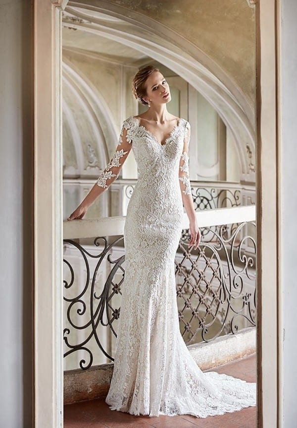 Eddy K Wedding Dress EK1080