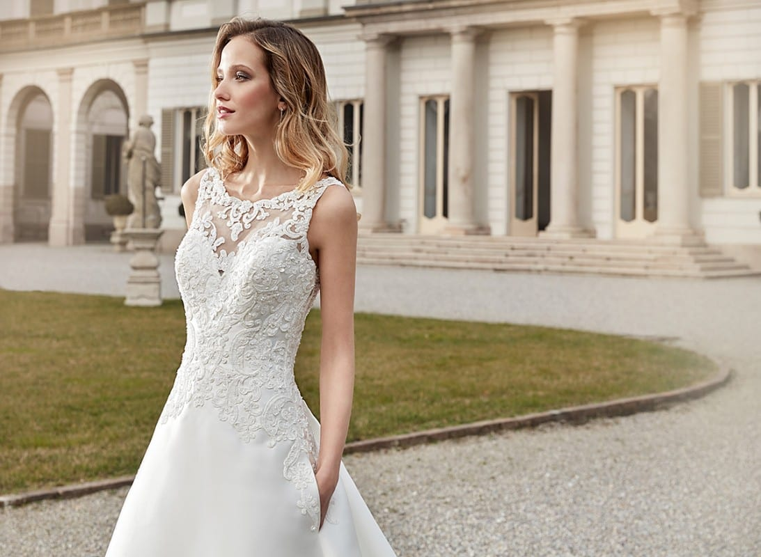 Eddy K Wedding Dress EK1081