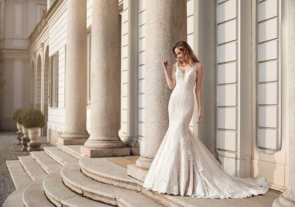 Eddy K Wedding Dress EK1082
