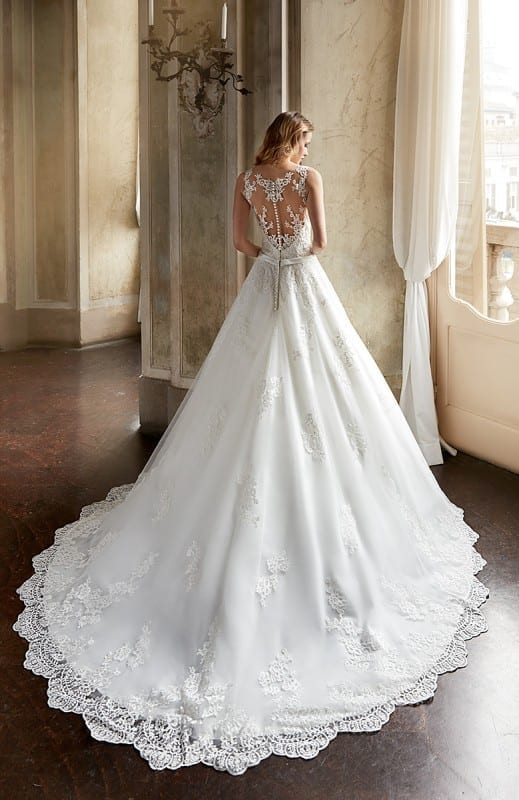 Eddy K Wedding Dress EK1083