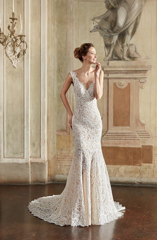 Eddy K Wedding Dress EK1084