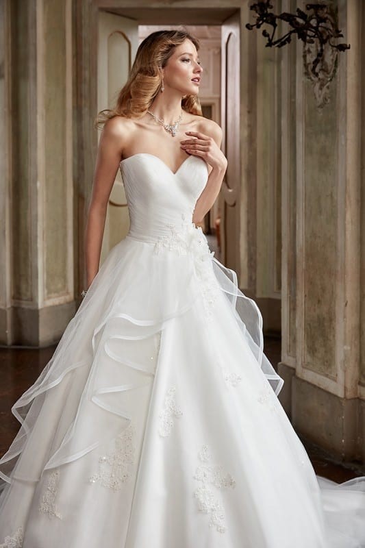 Eddy K Wedding Dress EK1085