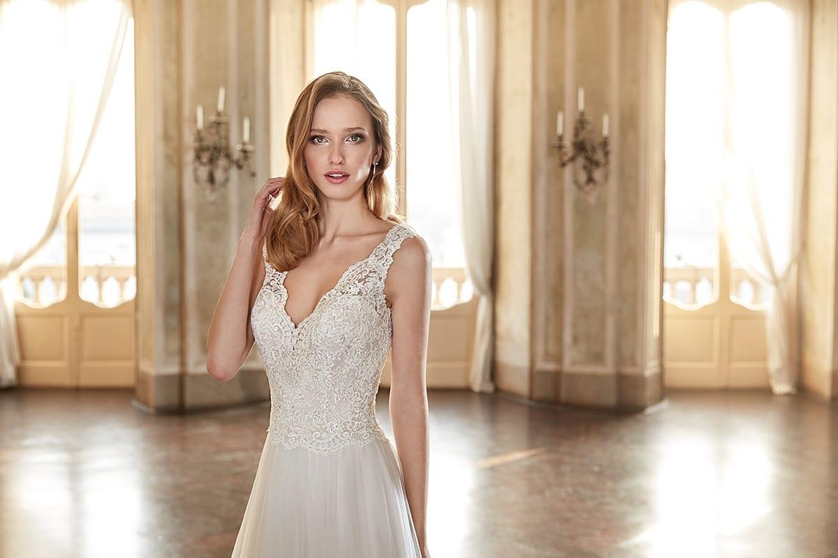 Eddy K Wedding Dress EK1086