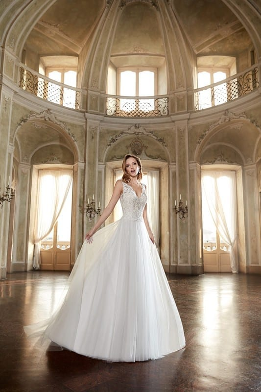 Eddy K Wedding Dress EK1086